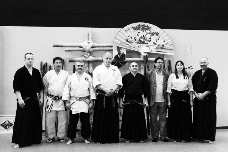 Сокэ, сиханы, организаторы и гости фестиваля